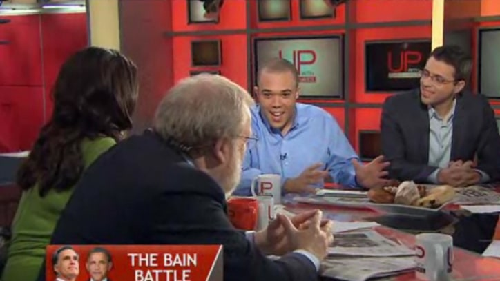 How Bad is Bain? Chris Hayes and Co. on Mitt Romney and Private Equity