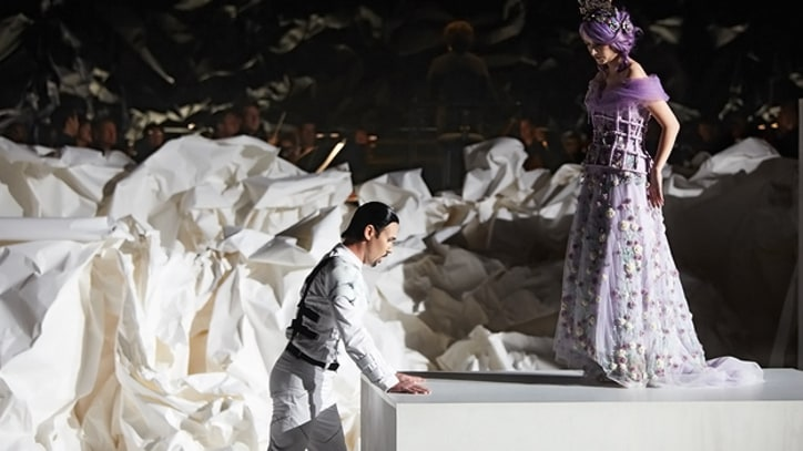 Rodarte Costumes L.A. Philharmonic Production of 'Don Giovanni'