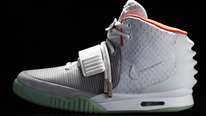 Nike Announces Kanye West-Designed Air Yeezy 2