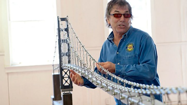 Grateful Dead's Mickey Hart 'Sonifies' the Golden Gate Bridge