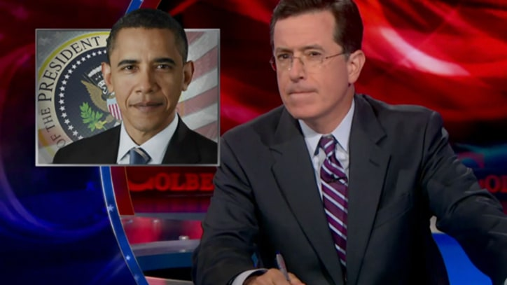 Colbert: Romney's Got the Birthers, Now He Just Needs the Sasquatch Hunters
