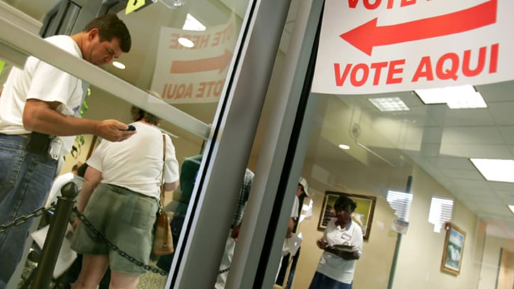 Florida GOP Takes Voter Suppression to a Brazen New Extreme