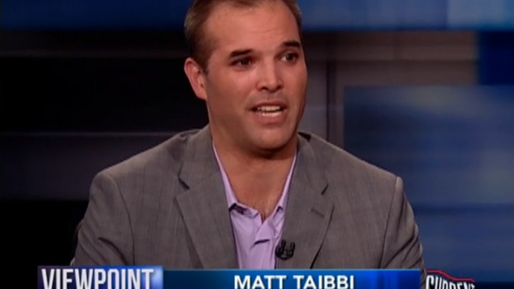 Taibbi on Spitzer: Wall Street Regulators Let the Big Guys Off Easy