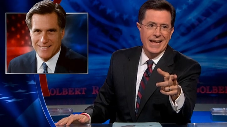 Colbert: There's Definitely No Proof Obama Was Born In 'Amercia'