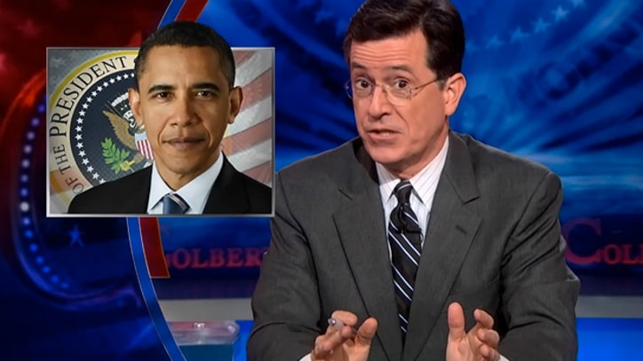 Colbert on Drone Strikes: Obama's Killing More Than Just the Economy