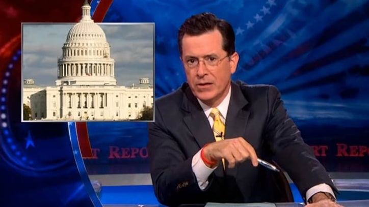Colbert: 'Congress Is So Dumb'