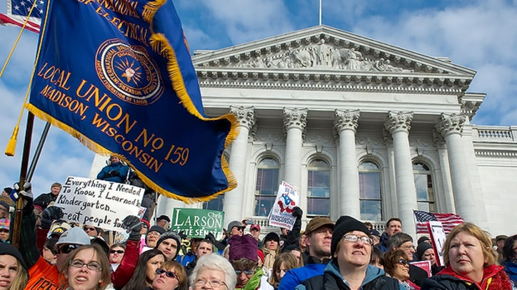 After Wisconsin: What's Next for Labor?