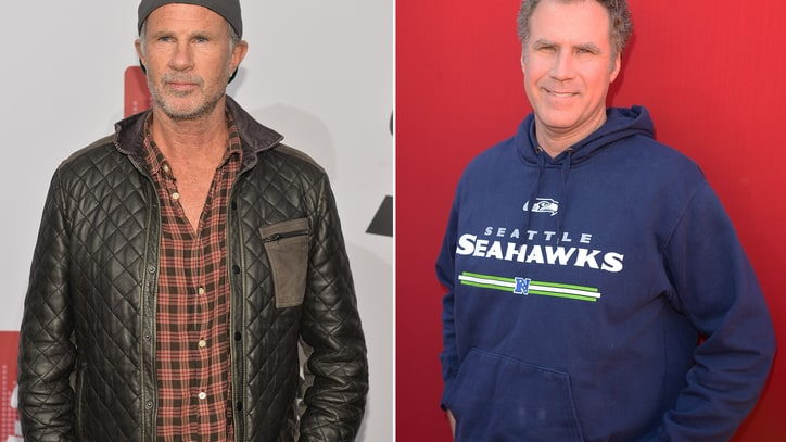 Chili Peppers' Chad Smith to Will Ferrell: 'Stop Impersonating Me'