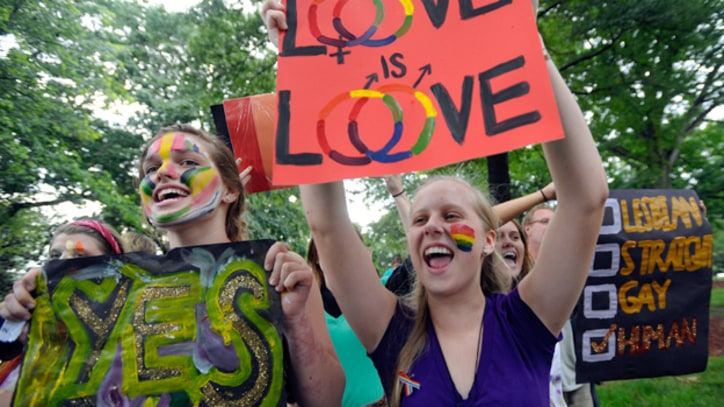 The Fight for Marriage Equality Moves to State Ballots