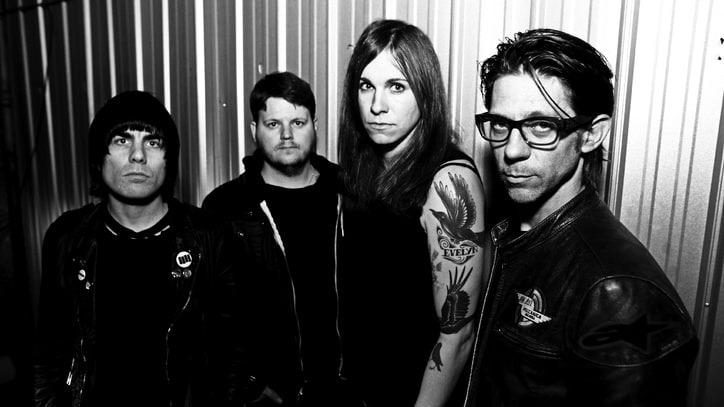 Laura Jane Grace on Her Delinquent Past and Against Me!'s Future