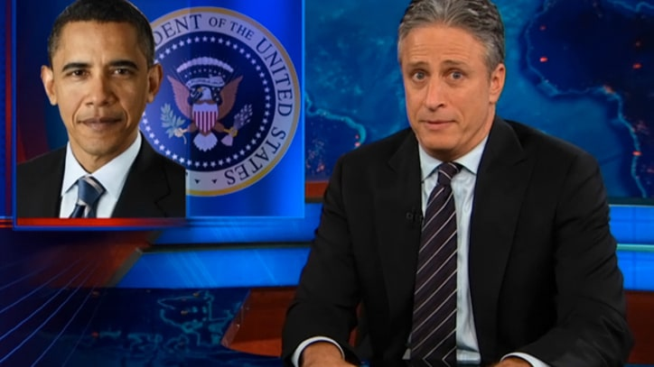 Jon Stewart on Obama's 'Kill List'