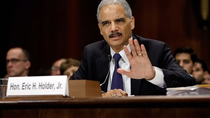 What You Need to Know About the GOP's War Against Eric Holder