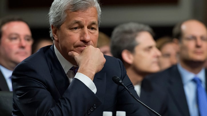 Senators Grovel, Embarrass Themselves at Dimon Hearing
