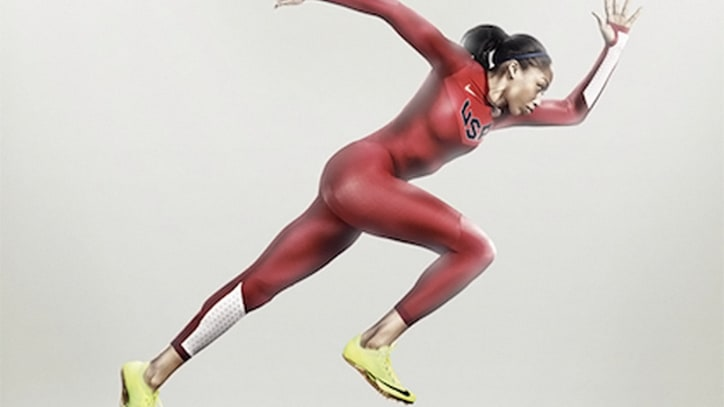 Nike Unveils Chic Team USA Olympic Uniforms