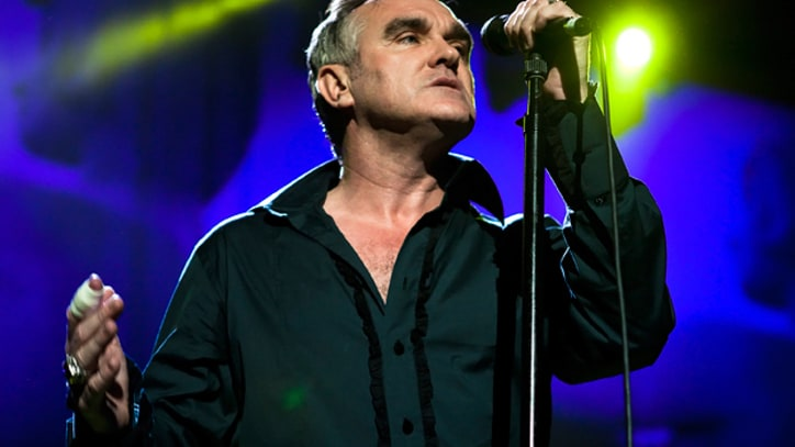 #RSFans Wants to Know: Morrissey's Best Moments, Artists' Oddest Merch