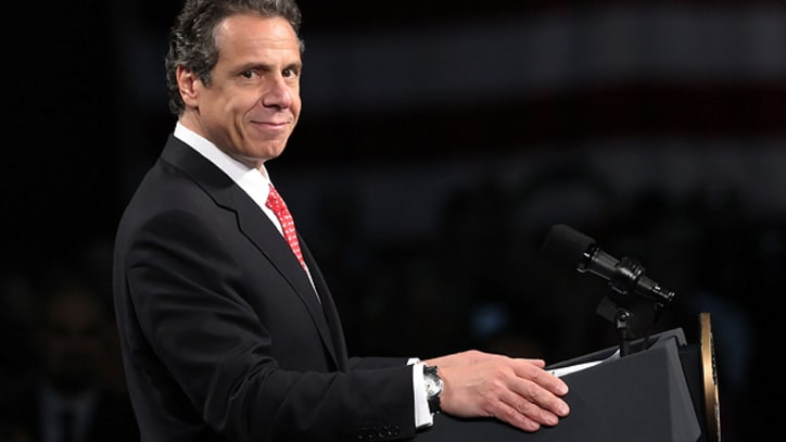 So Much For Andrew Cuomo's Pot Decriminalization Plan