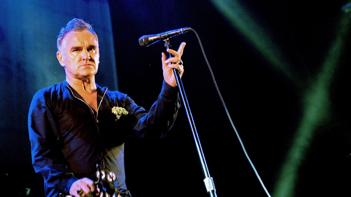 Morrissey Blasts 'Thickwit' Prince William Over Hunting Trip