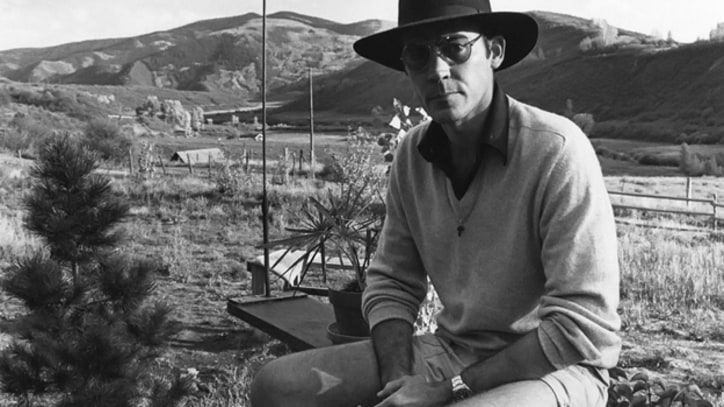 On Hunter S. Thompson and the New Edition of 'Fear and Loathing: On the Campaign Trail '72'