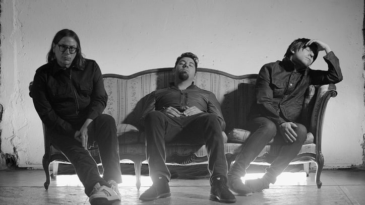 ††† (Crosses)' Chino Moreno Talks Depeche Mode and Deja Vu