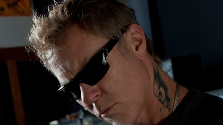 James Hetfield Designs Sunglasses