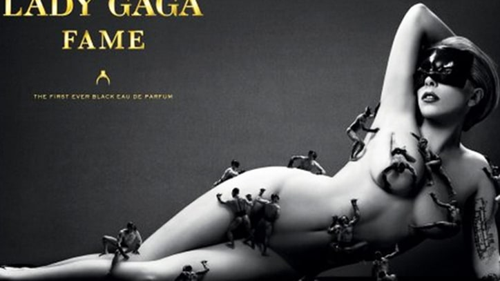 Lady Gaga Reveals Herself for New Perfume Campaign