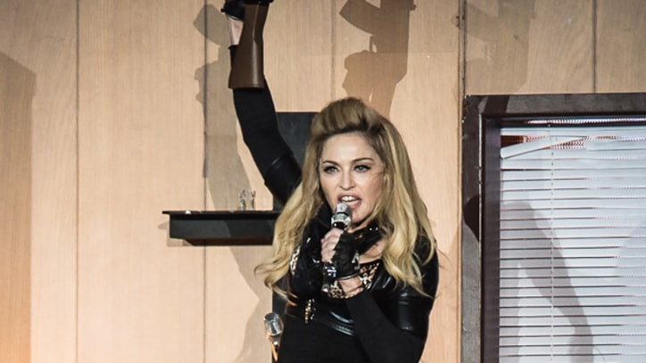 Madonna Usage of Nazi Imagery Angers France's Far Right, But It's Nothing New