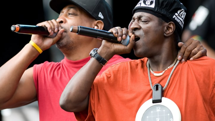 Public Enemy: 'I Shall Not Be Moved'