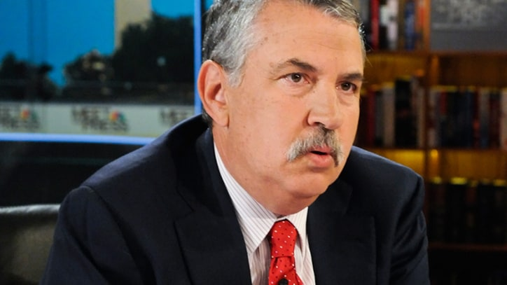 No Kidding: The Most Incoherent Tom Friedman Column Ever