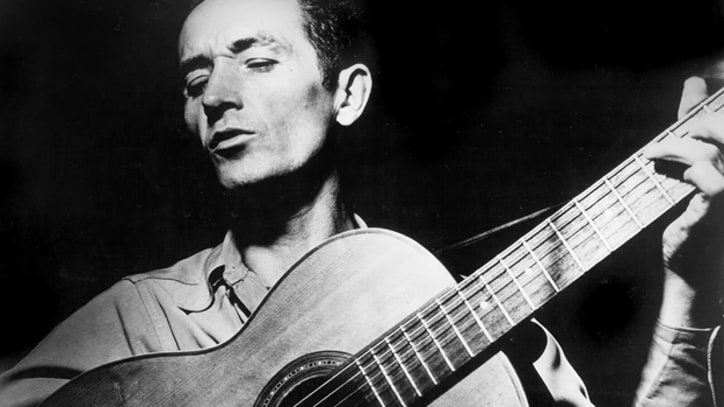 Fricke's Picks: Woody Guthrie's First Session Issued in 100th Birthday Set