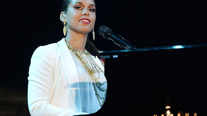 Alicia Keys to Appear as 'Mentor' on 'America's Next Top Model'