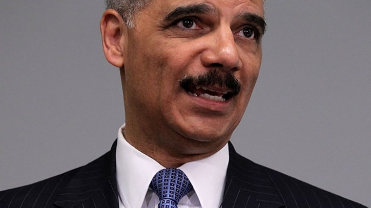 Goldman Non-Prosecution: AG Eric Holder Has No Balls