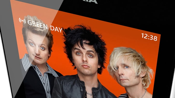 Green Day to Launch Nokia Music Service With New York Concert