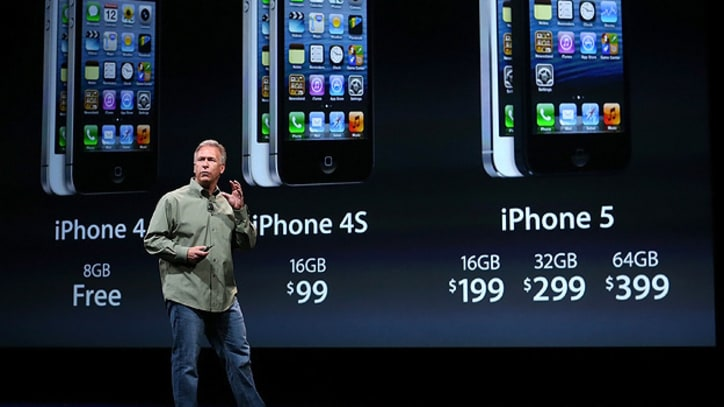 Foo Fighters Help Apple Unveil the iPhone 5 and Redesigned iTunes
