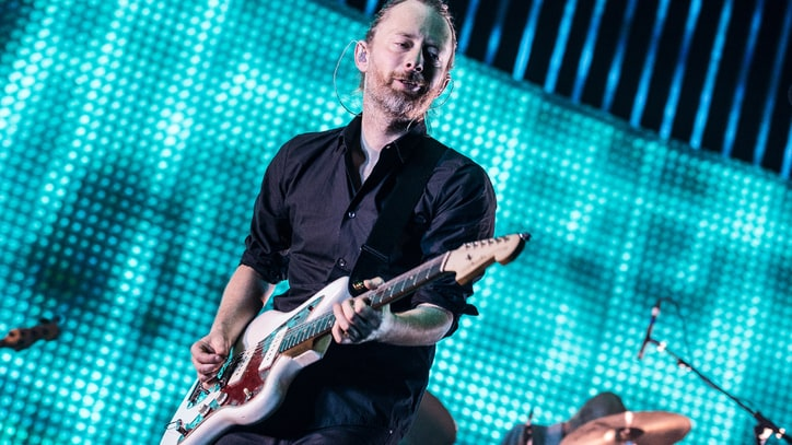 Thom Yorke Calls Radiohead's New App a 'Window Into an Evolving World'