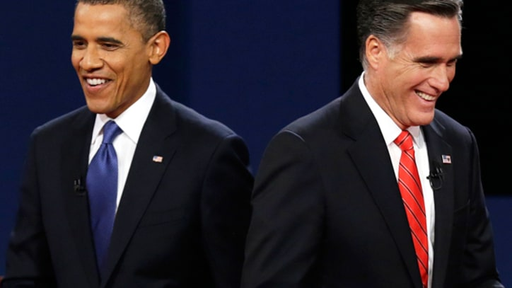Presidential Debate Aftermath: Mitt Romney Wins All-Important BS Contest