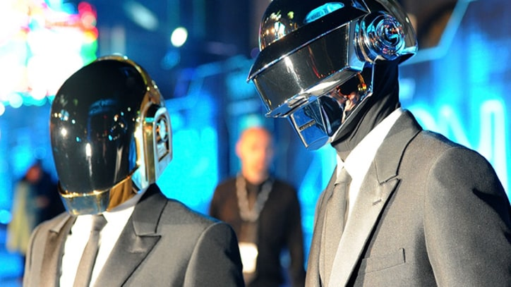 Daft Punk Provides Soundtrack for Hedi Slimane's Saint Laurent Debut