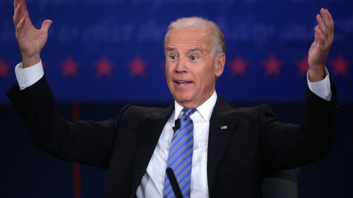 The Vice Presidential Debate: Joe Biden Was Right to Laugh