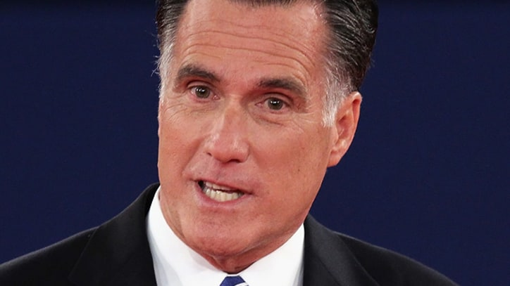 Finally Liberated From Facts, Mitt Romney the Pure Bull Artist Takes Flight