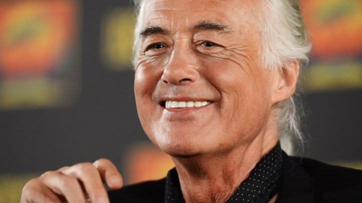 Jimmy Page Digs Up 'Substantial' Rarities for New Led Zeppelin Remasters