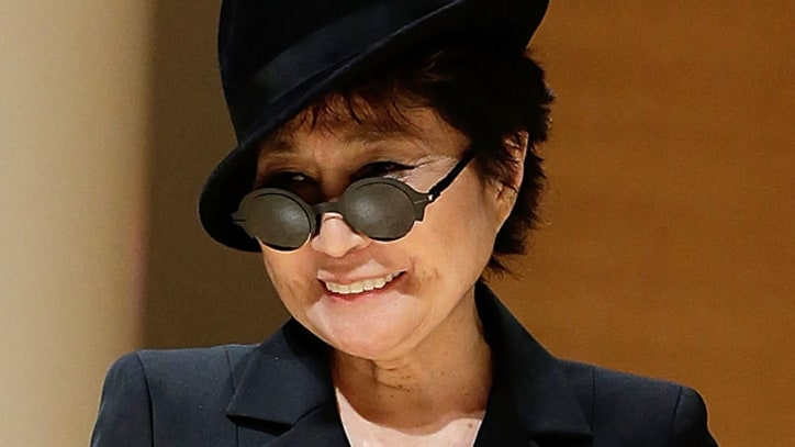 Yoko Ono Launches Fashion Line Inspired by John Lennon