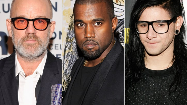 Kanye West, Michael Stipe, Skrillex Join Fashion Auction for Sandy Relief