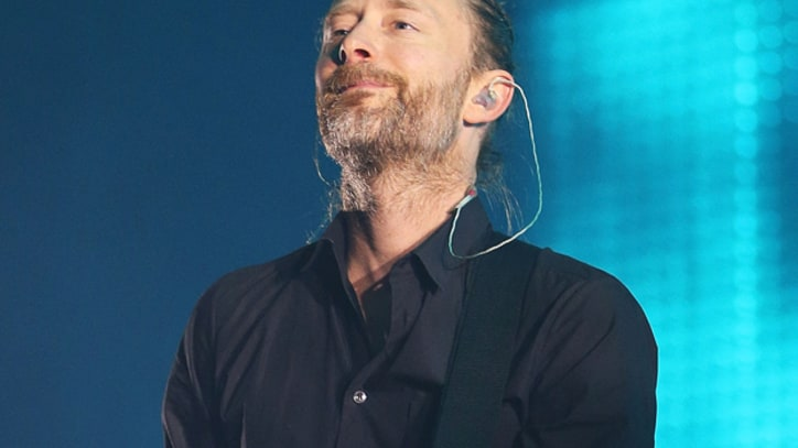 Thom Yorke Soundtracks New Rag and Bone Show