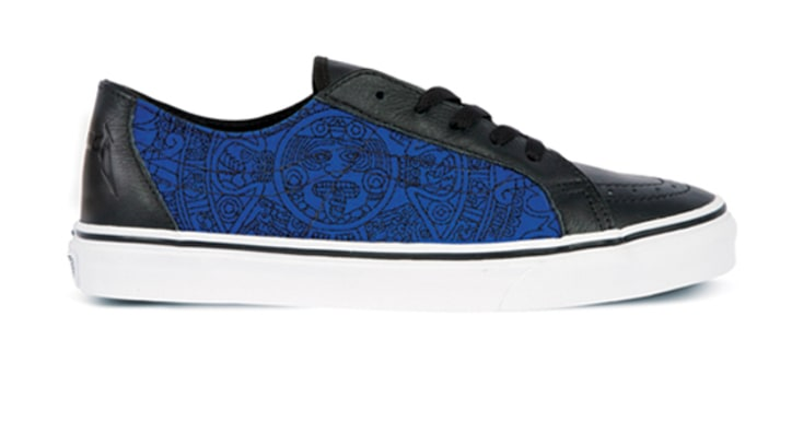 Metallica and Vans Team for Signature Shoe Line