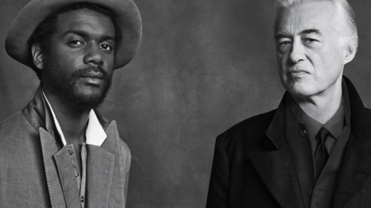 Q&A: Gary Clark Jr. on Modeling With Jimmy Page, Keeping Up With Stevie Wonder