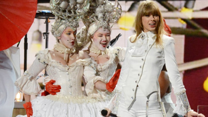 Grammy Awards 2013: Celebrating Pop Music's Demented Excess