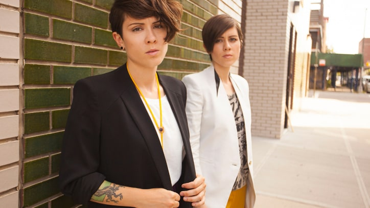 Hear Tegan and Sara's Valentine's Day Playlist