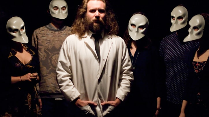 Jim James Energizes His Songs of Praise in New York