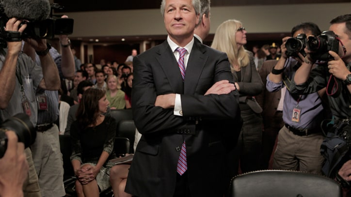 Jamie Dimon Dong-Slaps Inquisitive Analyst in Hilarious Exchange