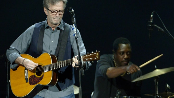 Eric Clapton Spans His Career on 50th Anniversary Tour