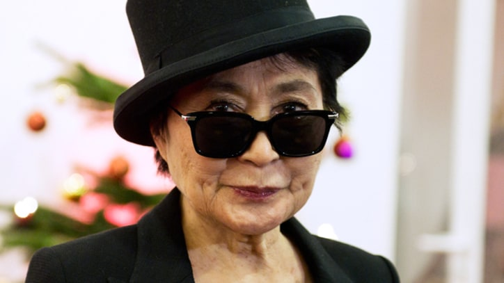 Yoko Ono Sued Over John Lennon-Themed Clothing Line